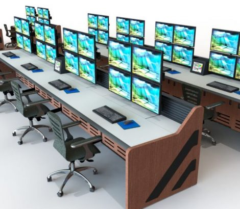 9 Key Aspects to Consider for Control Room Design in 2022